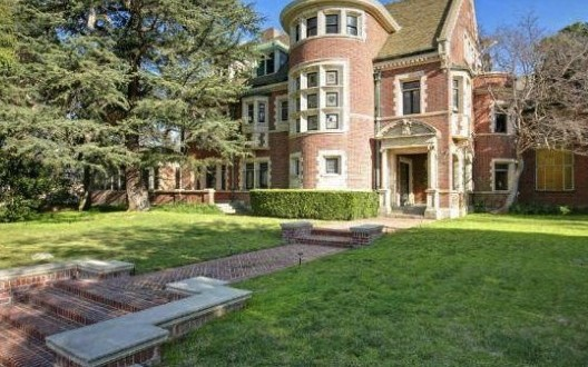 American Horror Story House Back on the Market For $7.8m (PHOTO)