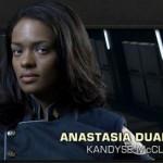 "Anastasia ""Dee"" Dualla"