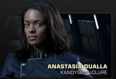 "Anastasia ""Dee"" Dualla Quotes from Battlestar Galactica"