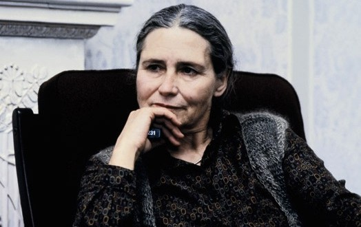 British Nobel novelist Doris Lessing dies at 94