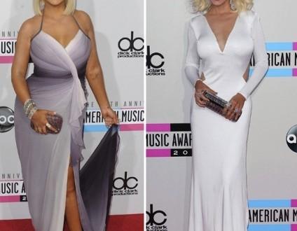 Christina Aguilera weight loss stuns fans at AMAs (PHOTO – VIDEO)