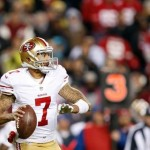 Colin Kaepernick : 49ers dominate Redskins, RG3 27-6