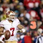 Colin Kaepernick : 49ers dominate Redskins, RG3 27-6