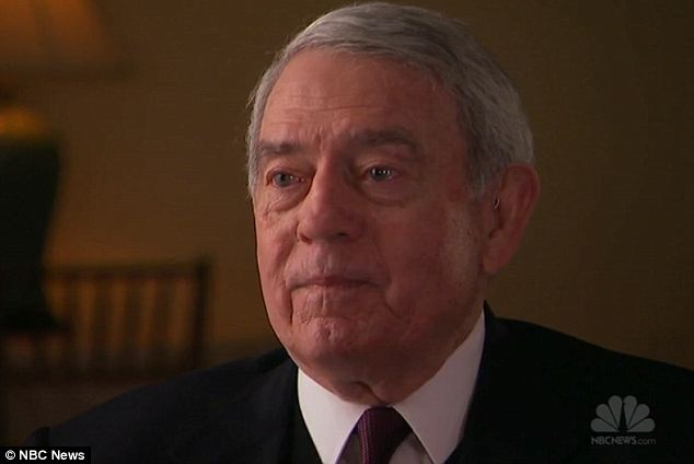 Dan Rather Rips CBS News Over JFK Snub : Goes to NBC ...
