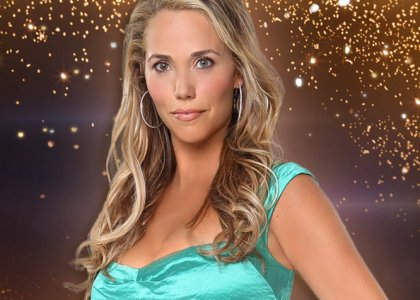Elizabeth Berkley on Dancing with the Stars : Actress eliminated in upset