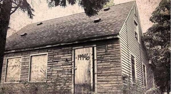 Eminem's childhood home demolished : Watch VIDEO