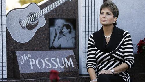 George Jones monument unveiled : (VIDEO)