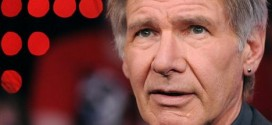 "Actor Harrison ford scar : ""crashed my car into a telephone pole """