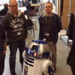 JJ abrams : Virginia, R2-D2 will be in 'Star Wars Episode VII'