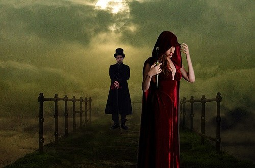 Jack the ripper never existed : famous unsolved crimes