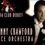 Johnny crawford leads a vintage dance orchestra