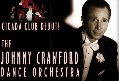 Johnny crawford leads a vintage dance orchestra : Experience to Uptown
