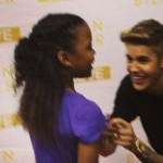 Justin Bieber grants 200th make a wish