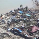 Philippine typhoon