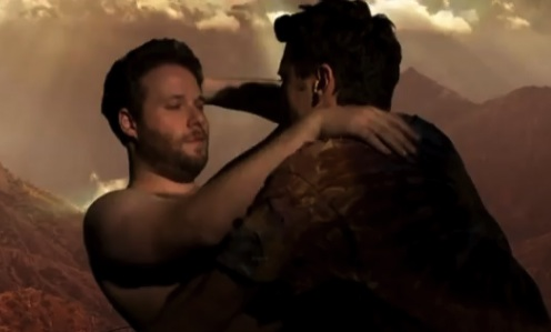 James Franco, Seth Rogen : Bound 3 Spoof (VIDEO)