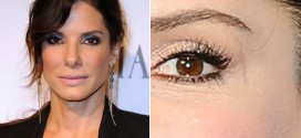 Sandra bullock : Star fell into a lake and cut her head on a rock during her childhood