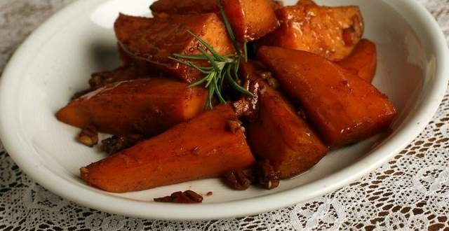 Taste : The Difference Between Yams and Sweet Potatoes