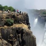 Victoria Falls plunge : Tourist survives 15m gorge fall in Zambia
