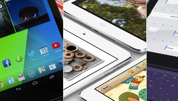 Best new tablets for 2013 holiday season
