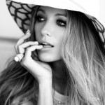 blake lively the new face of loreal paris