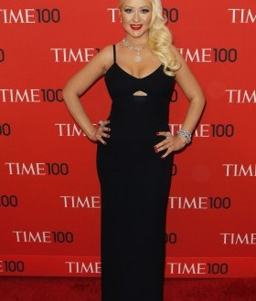 "Christina aguilera judge on ""the voice"" : weight loss 2013"
