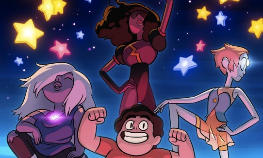 """Deedee magno voice of pearl on """"steven universe"""" : (PHOTO)"""