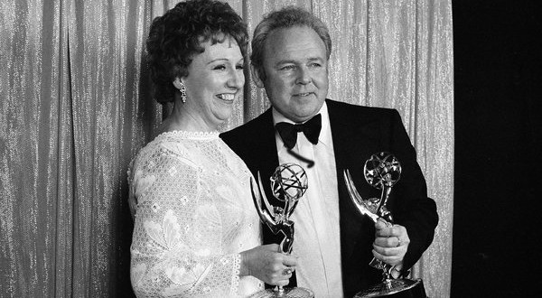Jean Stapleton, actress who played Edith Bunker