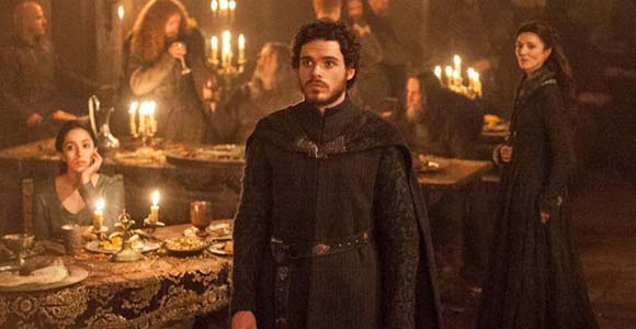 "Games of Thrones season 4 ""Red Wedding"" : star replaces 'Doctor Who'"