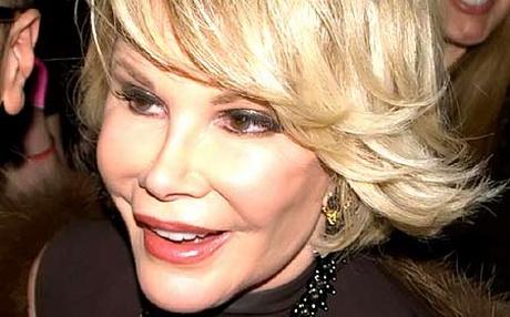 Joan Rivers: I haven't had 700 plastic surgeries