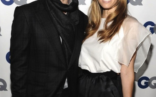 Justin timberlake, jessica biel : GQ Men of the Year Dinner Duo (PHOTO)