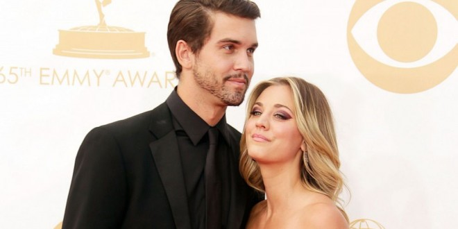Kaley cuoco engaged  : Actress Sets a Wedding Date With Fiance Ryan Sweeting
