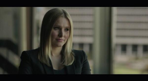 Kristen Bell Reveals 'Veronica Mars' Movie footage (VIDEO)