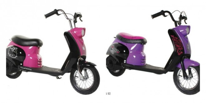 Monster high city motor scooters recall sold at Walmart