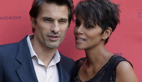Olivier martinez and halle Berry, wedding : Ceremony in France