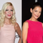 tori spelling katie holmes plastic cant sing