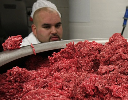 ABC to judge: Throw out 'pink slime' lawsuit (VIDEO)