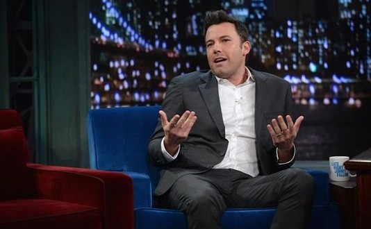 Actor Ben Affleck on Batman backlash: 'I'm a big boy'