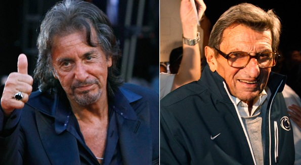 Al pacino 2013 : Actor to play Joe Paterno film