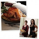 Alicia Keys and Mom Terria Joseph's Turkey in a Bag