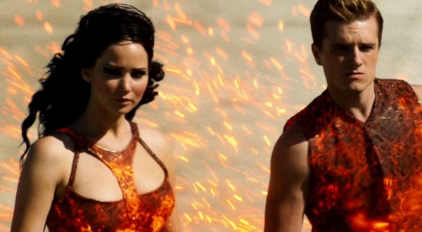 Catching Fire breaks US box office record over holiday weekend (Teaser Trailer)