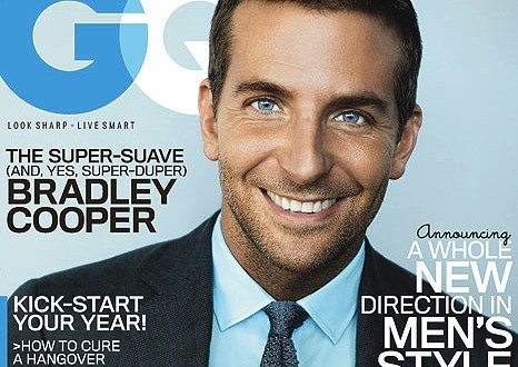Bradley Cooper Talks Drug, Alcohol Addiction in GQ