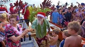 Christmas Traditions of Hawaii