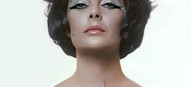 Actress Elizabeth Taylor and her tracheotomy scar (PHOTO)