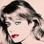 Farrah Fawcett Portrait by Andy Warhol Goes to Trial : which may be worth $30 million