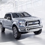 Ford to unveil aluminum truck in DetroitFord to unveil aluminum truck in Detroit