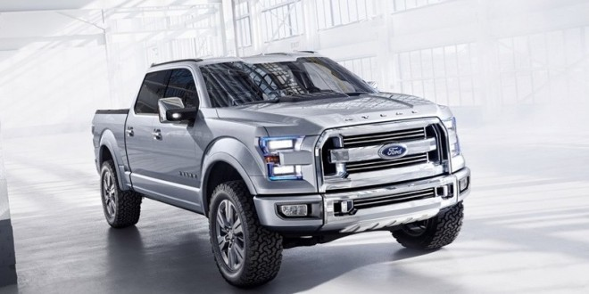 Ford to unveil aluminum truck in Detroit