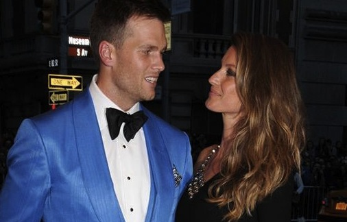 Gisele Bundchen's and husband tom brady building own mansion
