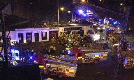 Glasgow helicopter crash: At least 8 confirmed dead in Scotland pub