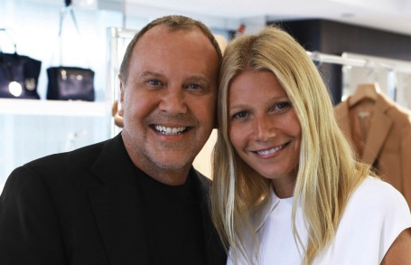 Gwyneth Paltrow, Michael Kors Looking 'Goop' Together for Holiday Collection