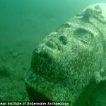 Heracleion Under Sea in Mediterranean for More Than 1,200 Years